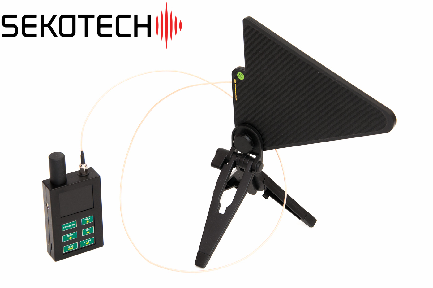 ST-111 RF signal, GPS trackers and bugs detector
